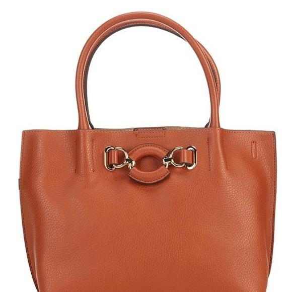 Kate Landry Handbags - KATE LANDRY NEW Harper Vegan Small Tote Bag